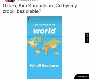Żyjemy w świecie