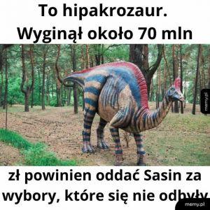 Hipakrozaur