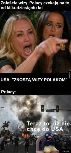 Wizy dla Polaków