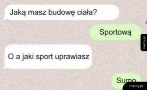 Sportowa budowa