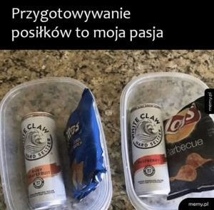 Przygotowywanie posiłków