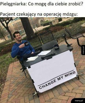 Operacja mózgu