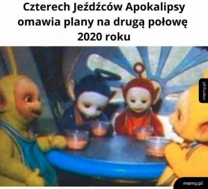 Jeźdźcy Apokalipsy