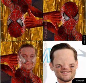 Spoder-man