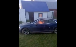 Audi w ogniu