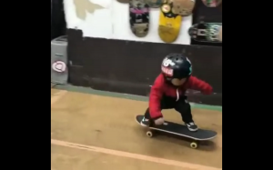 Mały Tony Hawk
