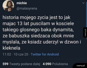 Historia życia