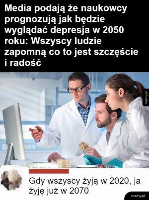 Przyszłość depresji