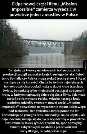 Most w Polsce