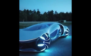 Samochód przyszłości