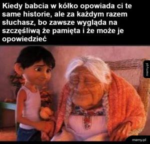 Pamięć babci