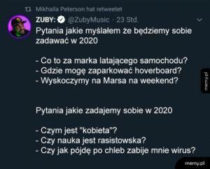 Pytania w 2020