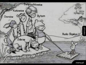 """Ruda Śląska w czerwonej """"strefie"""""""