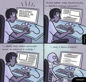 W internecie coraz trudniej szukać