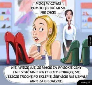 Sytuacja w sklepie