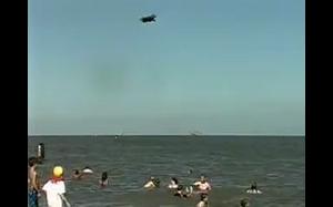 Też chciał popływać