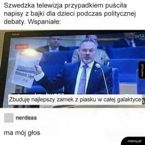 Szwedzka TV