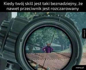 Skille w grze