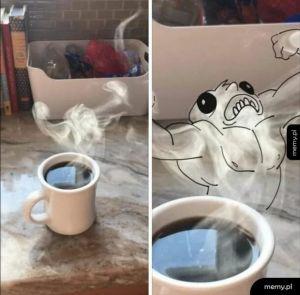 Mocna kawa