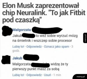 You have my respect, mr Jakub