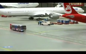 Po prostu zwykły ruch na lotnisku, nic nadzwyczajnego