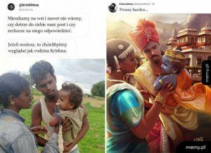 Rodzina Krishna