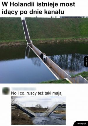 Most w Holandii