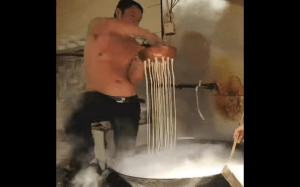 Professional Noodle Slapper