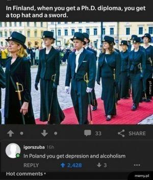 Wolałbym szable i kapelusze