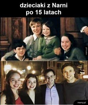 Aktorzy kiedyś i dziś
