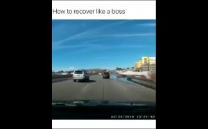 Udało mu się wyjść cało z opresji