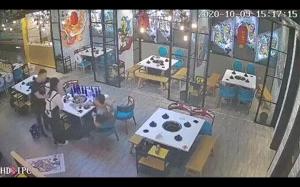 Kungfu kelnerka