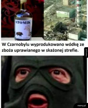 Atomik wodka