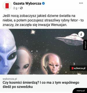 Inwazja kosmitów
