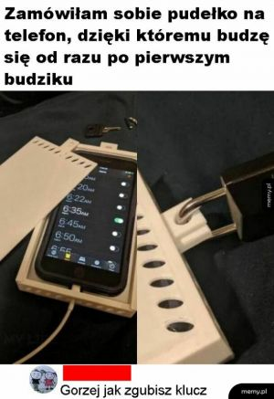 Telefon na klucz