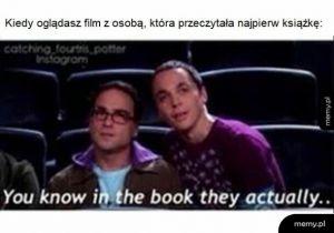 """""""Książka była lepsza.."""""""
