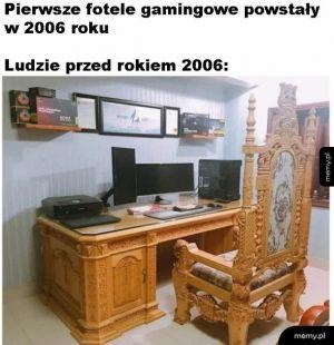 Bardzo ładne krzesło