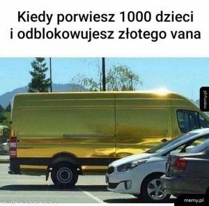 Złoty Van