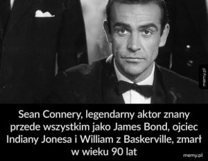 RIP sir Connery