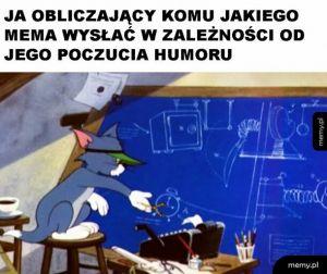 Odpowiedni mem