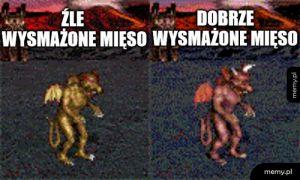 Mem o mięsie wersja heroesowa