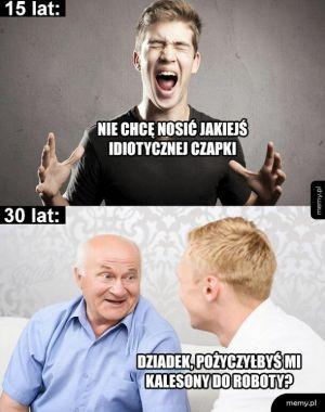 Starość nie radość