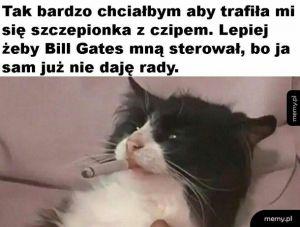 Prośba do Billa Gatesa