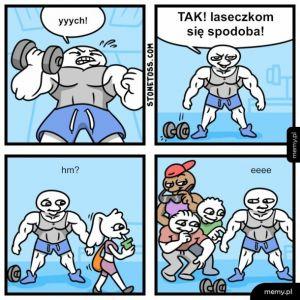 To po co ćwiczysz?
