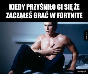 Gra w Fortnite