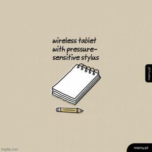 W dodatku nie wymaga baterii