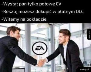 Połowa CV