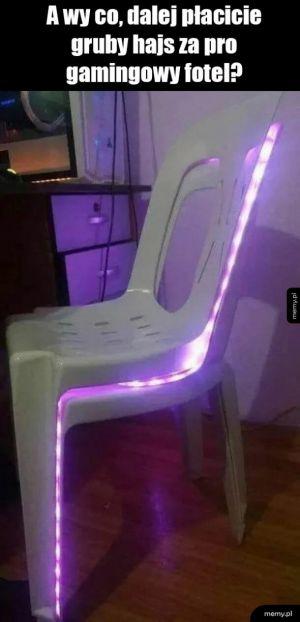 Pro gaming fotel
