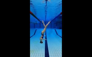 Chodzenie pod wodą