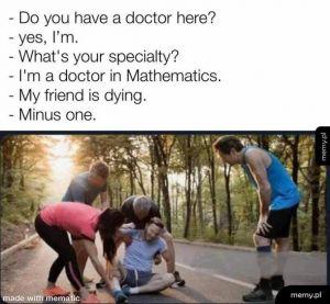 Doktorze, szybko